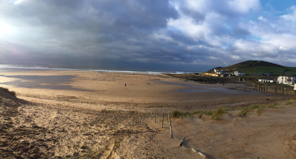Moody Croyde Panoramic