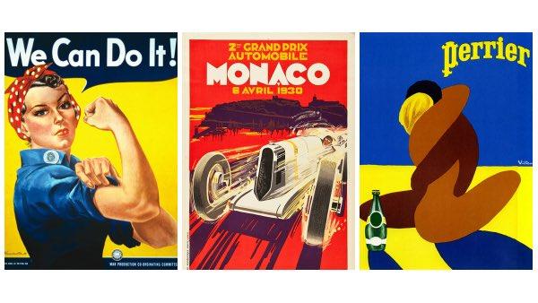 Free Vintage Posters
