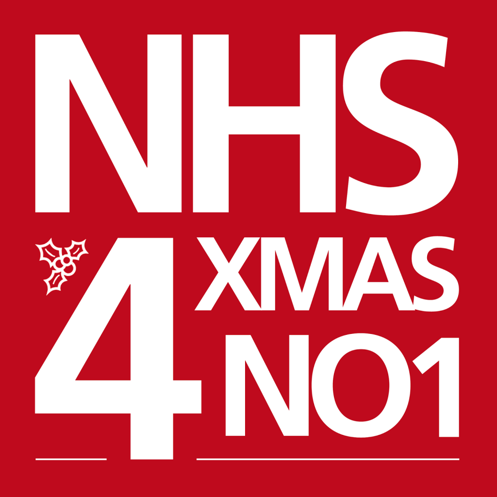 NHS 4 Xmas No. 1 Logo