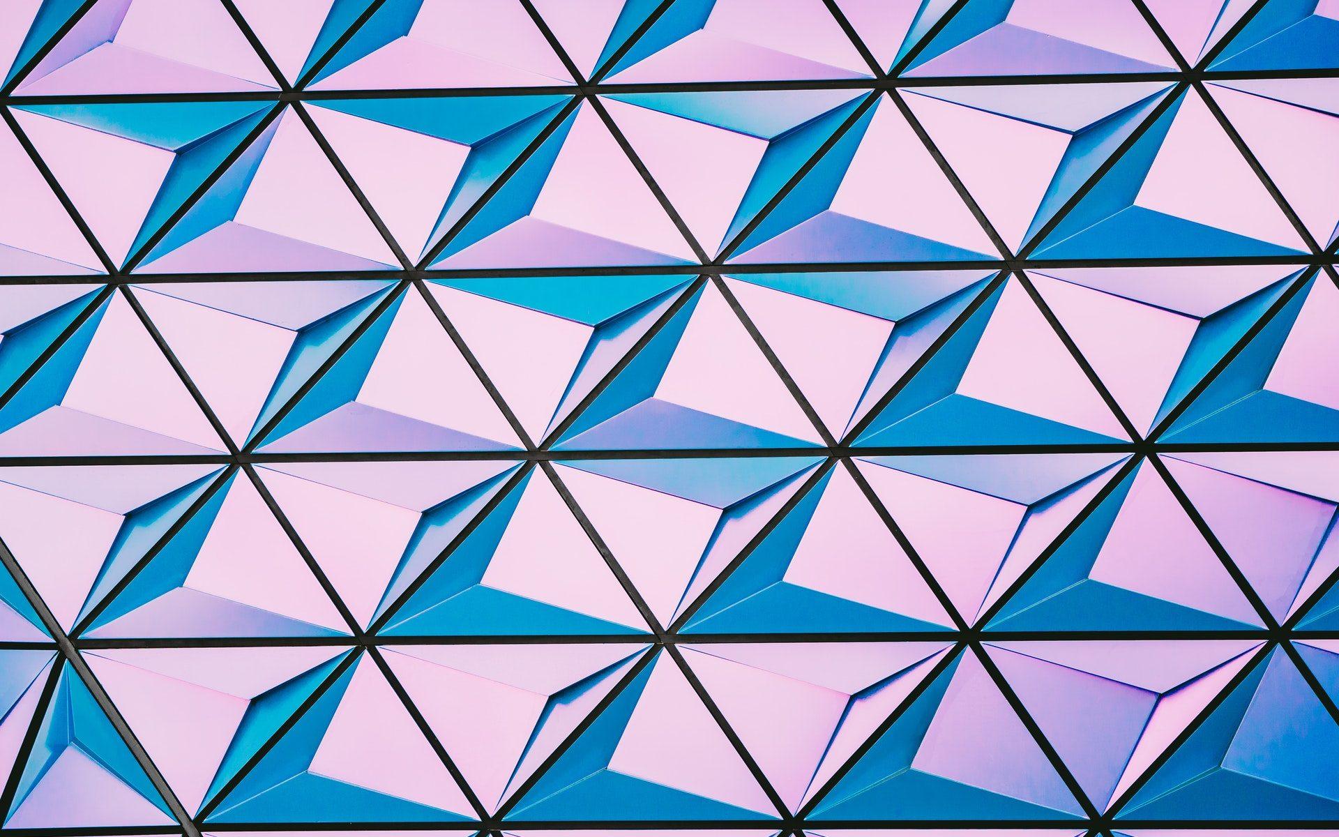 Triangles. Diamonds. Squares. Get your writing into shape.