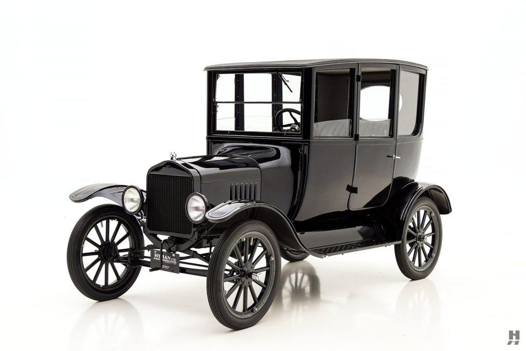 Henry Ford's legendary Mode T