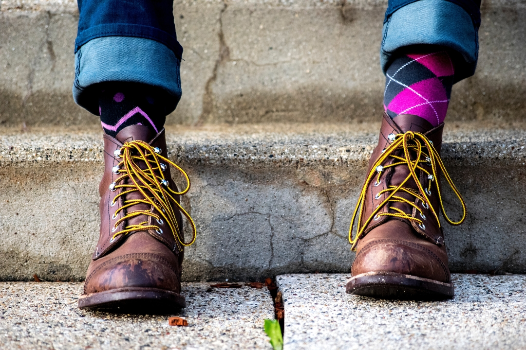 There's More To Wearing Odd Socks Than You Think