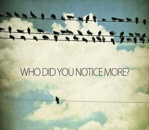 Being the odd one out can be an advantage