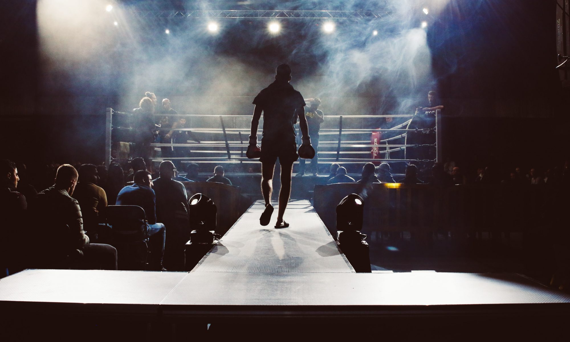 Working with constraints and being agile is a lot like boxing.